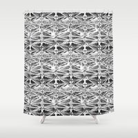 architecture Shower Curtains featuring Architecture  by Chelhsea Jefferson