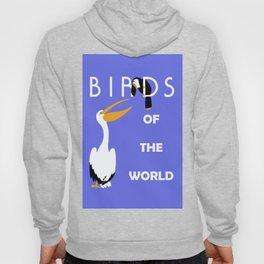 Birds of the world Hoody