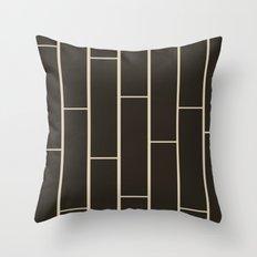Brank Throw Pillow