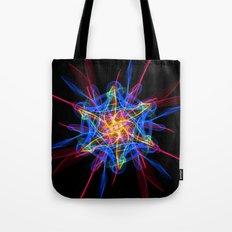 Silkweave / Neon Sigil 2 Tote Bag