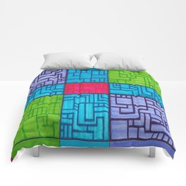 Inner Workings Comforters