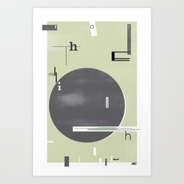 For the Millionth Time... Art Print