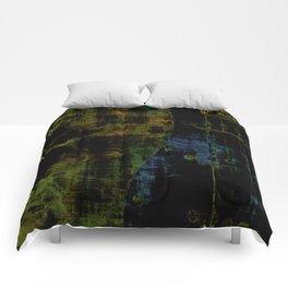 Deluminated Comforters