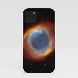 Helix Nebula iPhone Case