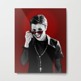 Nancy Metal Print