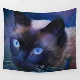 Sulley Blues Wall Tapestry