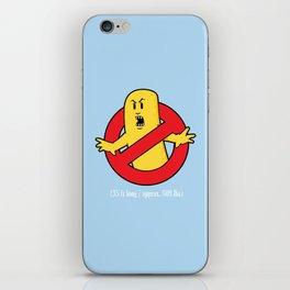 That's a Big Twinkie iPhone Skin