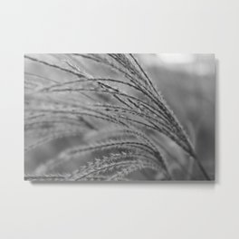 The Wind Metal Print