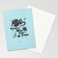 While We Still Can. Stationery Cards
