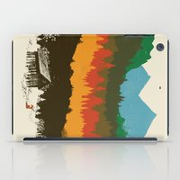 hunting iPad Cases featuring Hunting Season by dan elijah g. fajardo