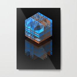 Edifice Metal Print