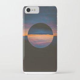 Black Sun iPhone Case