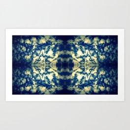 Cloudmatic Art Print