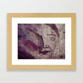 Survivor Framed Art Print