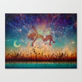 Starfall (Dreamers #1) Canvas Print