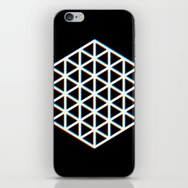 Hexatriangular iPhone Skin