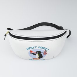 Pingu Noot Noot Fanny Pack