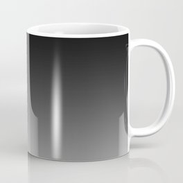 Black to White Coffee Mug