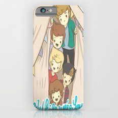 One Direction Live Like We're Young Cartoon 2 iPhone 6s Slim Case