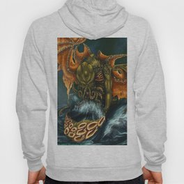 That is Not Dead Which Can Eternal Liw Hoody