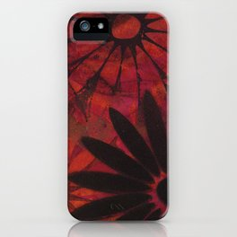 Flowers 2 iPhone Case