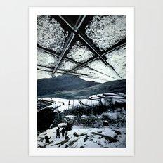apocalypse dreams Art Print