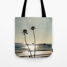 San Clemente Sunset Tote Bag