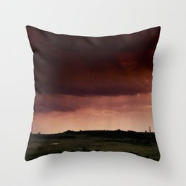 The Return. If Not You, Who? Throw Pillow