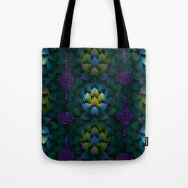 Variations on A Feather IV - Stars Aligned (Primeval Edition) Tote Bag