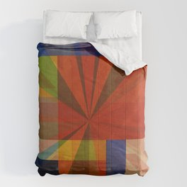 Rainbow Union ONE Comforters