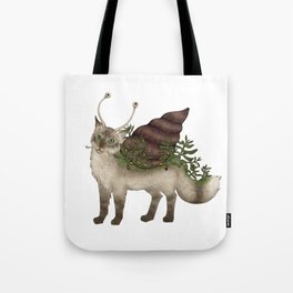 Catsnail I Tote Bag