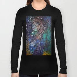 Catching Colorful Dreams Long Sleeve T-shirt