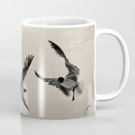 Gulls. Coffee Mug