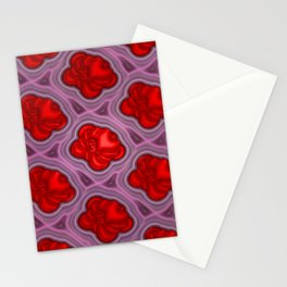 A lot of hearts ... Stationery Cards