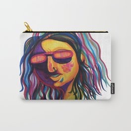 PSYCHEDELIC BABE Carry-All Pouch