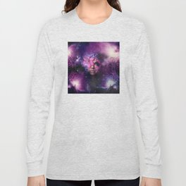 Ode to Ultra Violet Long Sleeve T-shirt