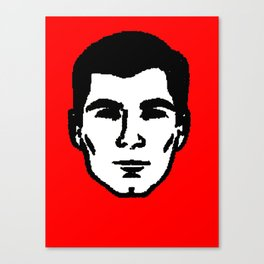 Sterling Mallory Archer Canvas Print