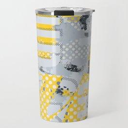 abstract art - everything Travel Mug