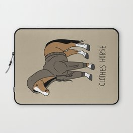 Clothes Horse Laptop Sleeve