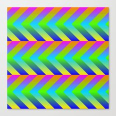 Colorful Gradients Canvas Print