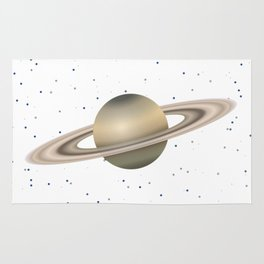 Planet Satrun Rug
