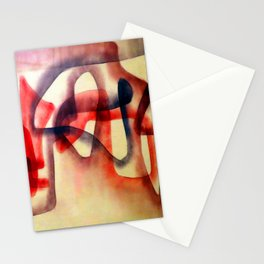 Paul Klee Intuition Stationery Cards
