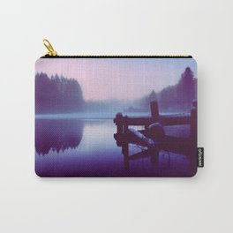 Reflections Of Winter Carry-All Pouch