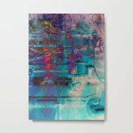 B-Abstract 07 Metal Print