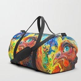 I Have My Eye On You Duffle Bag