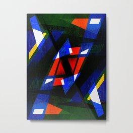 pattern decor art Metal Print