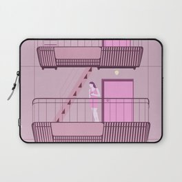 Shades of pink Laptop Sleeve