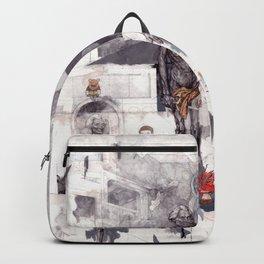 TCGA - Center Panel Backpack