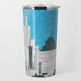 The Hague Netherlands LDS Temple Travel Mug