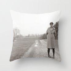 Anya (Nashville) Throw Pillow